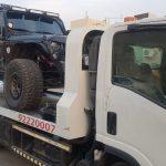 خدمات تصليح السيارات في الكويت