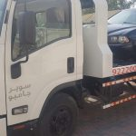 Tow services in Kuwait